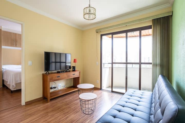 Villagio, apartamento morumbi