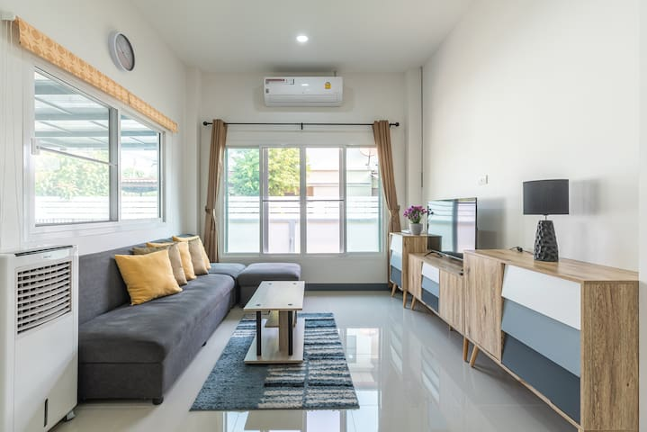 Private House in HangDong ChiangMai @Paddy's house