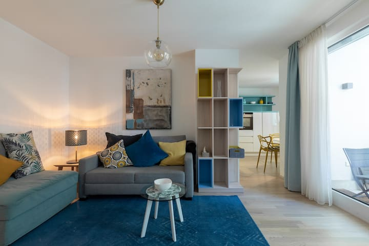 NEU*** Schicke 2-Zimmerwohnung in München mit TG