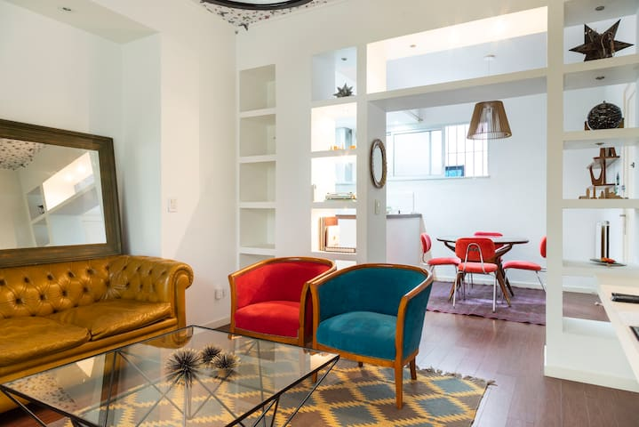 Cool apartment in Palermo