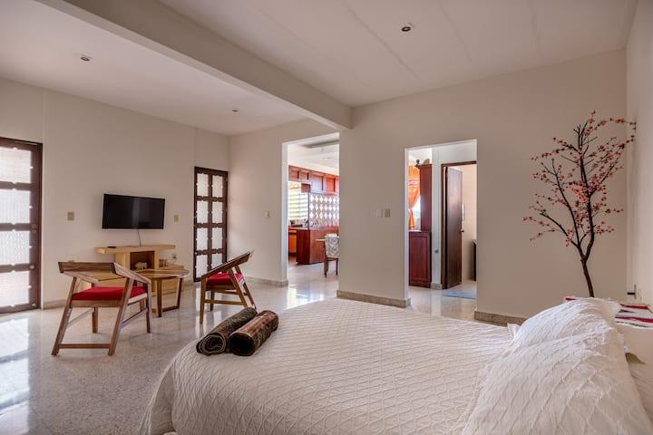 """Room's Guelaguetza 3 """"Oaxaca City"""""""