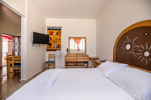 """Room's Guelaguetza """"Oaxaca City 2"""""""