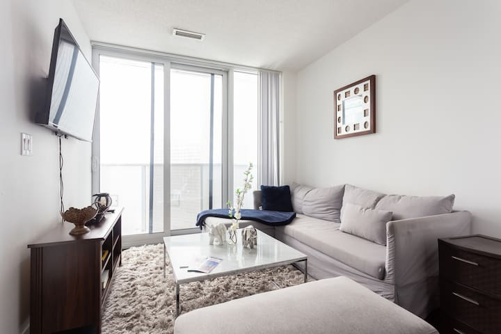 Fabulous private apartment with great lake view