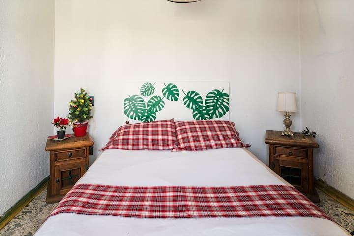 Pichu home /Jade  Habitación con balcón