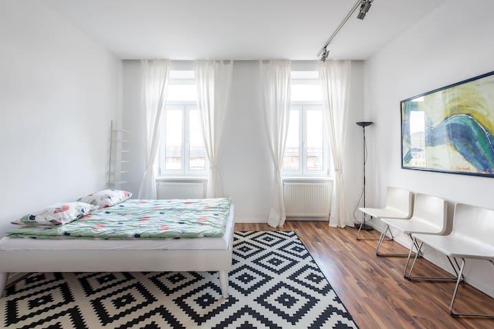 Helles freundliches Studio Apartement in Wien