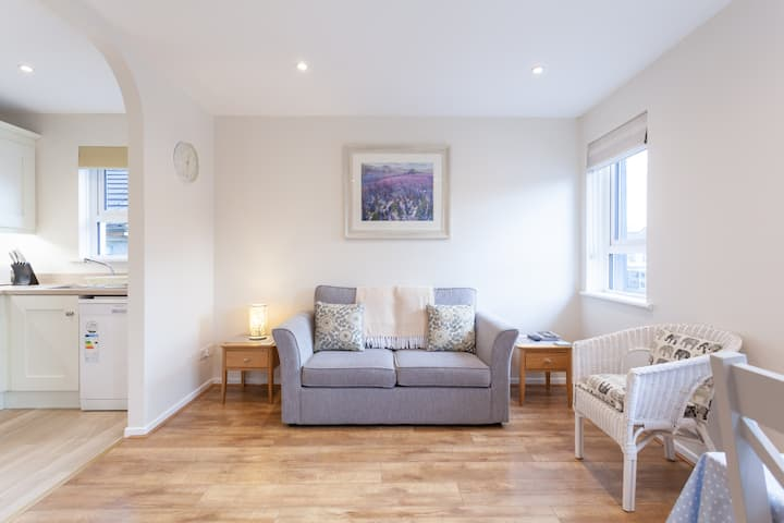 Central village Apt - Perfect for a Staycation!