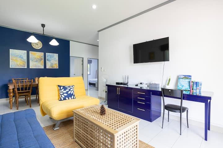 New 3BR House Spacious, Convenient location
