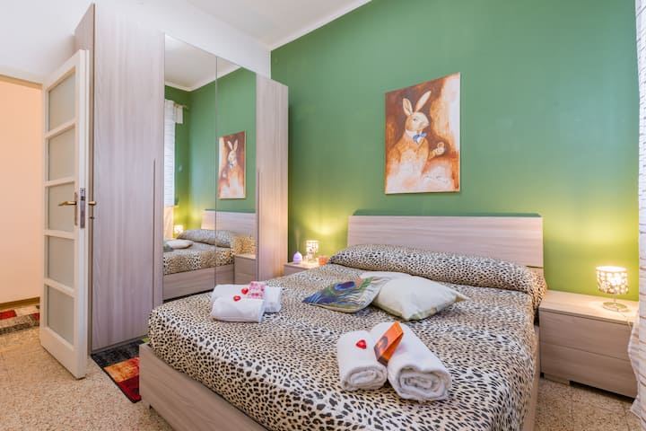 Residenza le Rose, immersed in relaxation