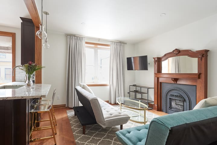 Sophisticated Gem in the Heart of the Downtown
