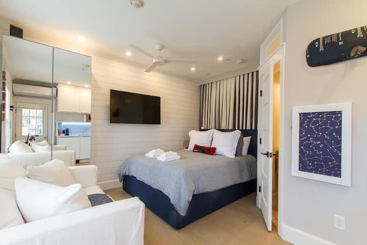 LUXURY WEST END PROVINCETOWN STUDIO | WITH PARKING