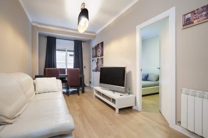 Apartment 68 m2  next to the Fira de Barcelona