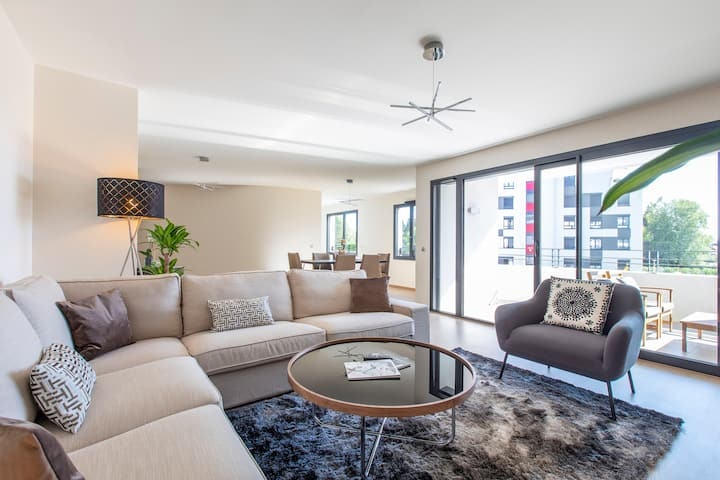 Luxury 3bedroom flat Geneva