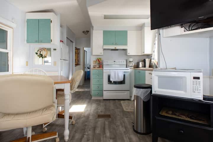 The Bayshore Cottage Safe and Sanitized