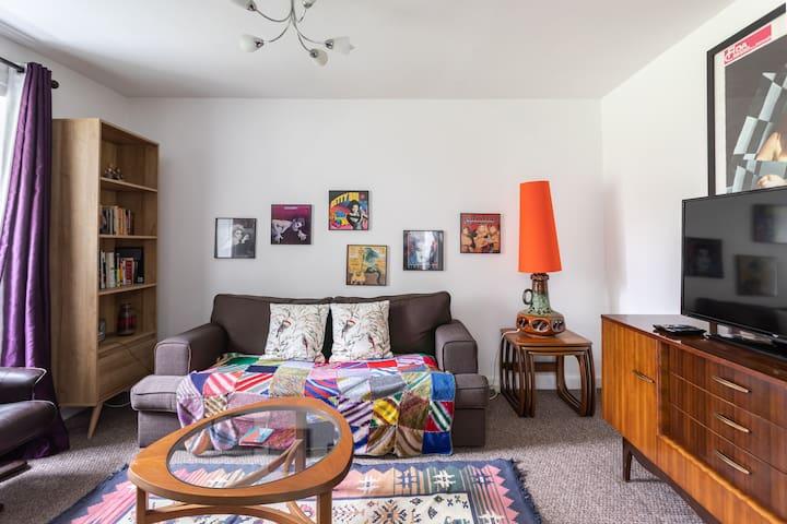 Stylish Greek Thomson-designed tenement flat