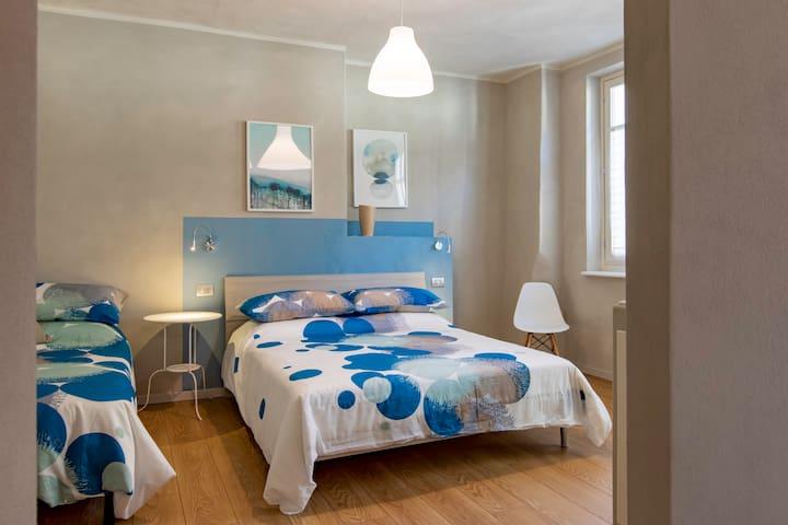 La casa ai piedi della Rocca CIR (Phone number hidden by Airbnb)