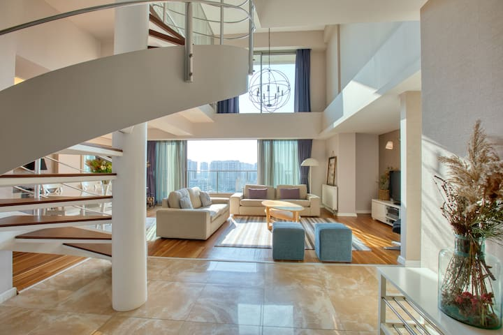 4 Bedroom Loft in the heart of Mavisehir, Izmir