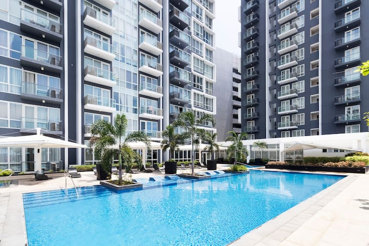 Stylish Space near Mactan Beach & Airport
