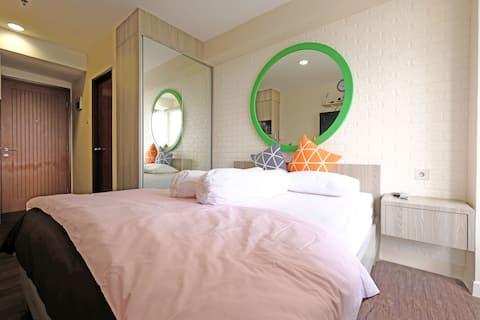 Cibel Cribz - Cozy Studio Apartment in Cinere