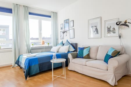 City-Appartement very close to HBF✔Homeoffice✔WLAN