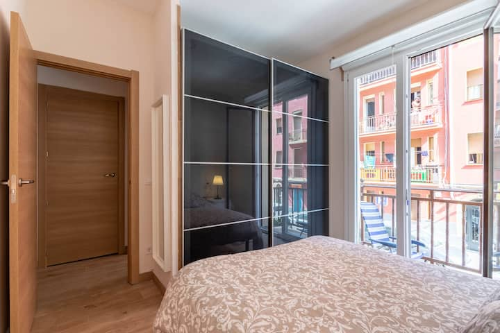 ACB Apartamento Céntrico en Bilbao.PARKING GRATIS.