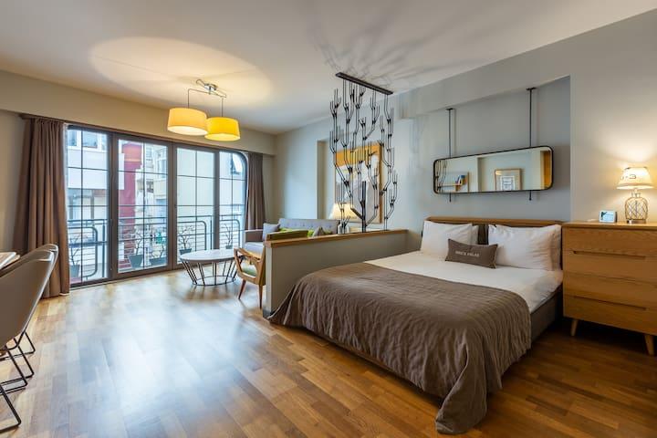 Dynamic Luxury Stay-Cihangir 4