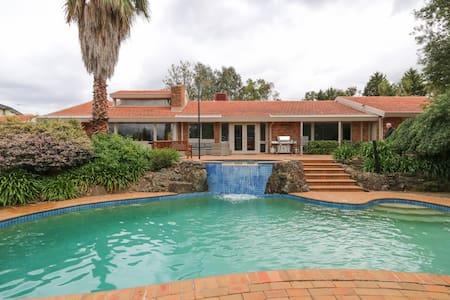 Beautiful Resort Retreat Villa in the Yarra Valley