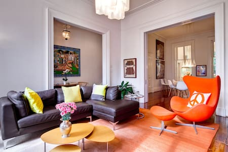 NEW Superb, Designed, Historic House in Georgetown