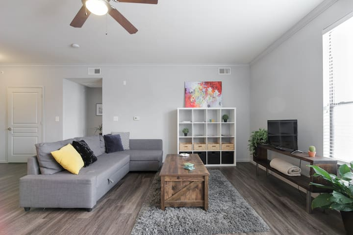 Downtown Location - Spacious & Bright