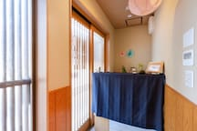 【香木】5min to Inari/10min to Kyoto Station/shiba inu