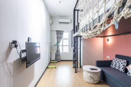 Picoloft1@AsiaCityStudioBunkSofaBed亚洲城富源大茄来亚庇市中心