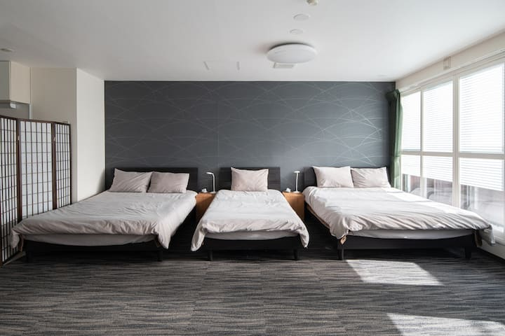 10 minutes from Sapporo Station! ! 【Room202】