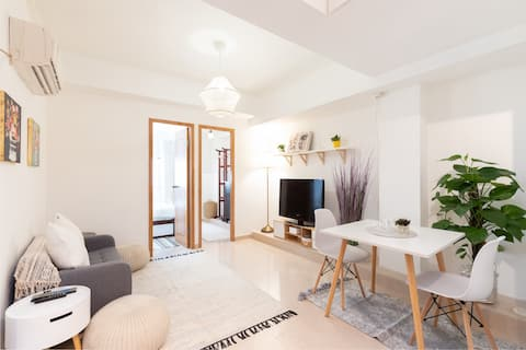 ★Long stay offer★Cosy 1 Bed flat in Kowloon