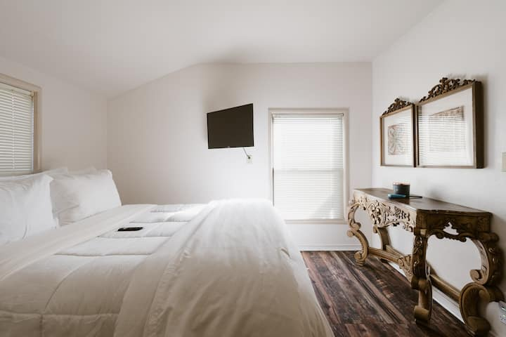 Bay Area Awesome!  Executive Stay