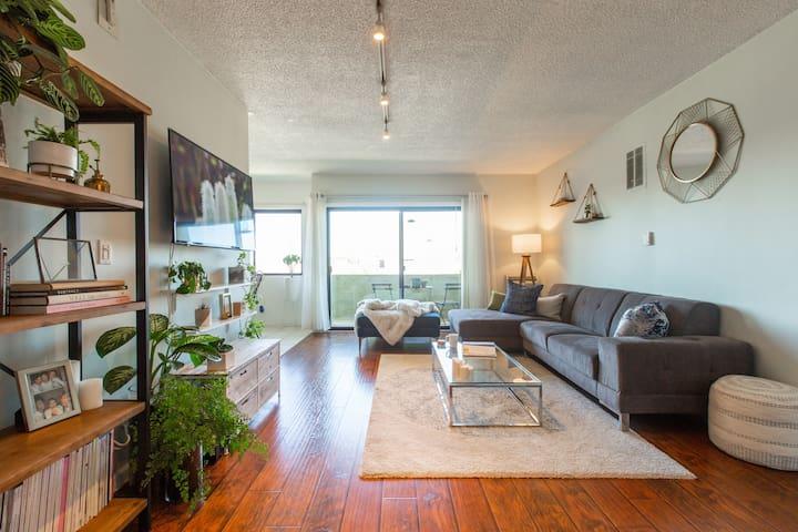 1 private bedroom - Zen culver City Apartment