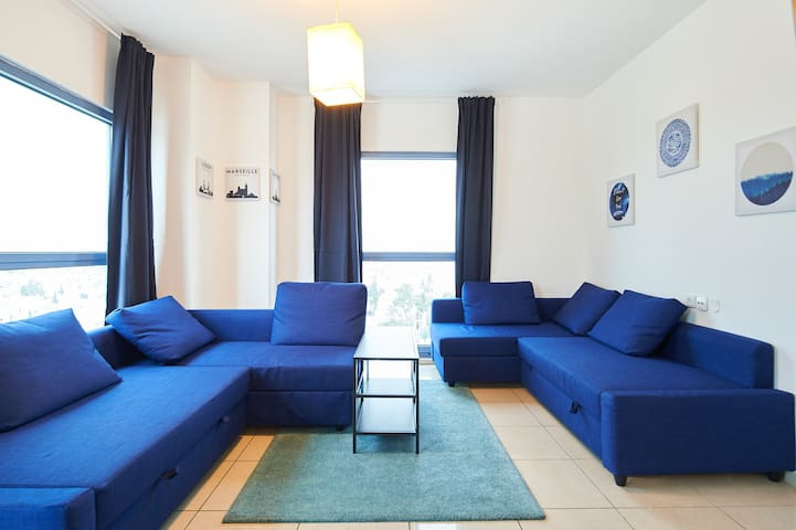 City center-Beautiful apartment Jerusalem