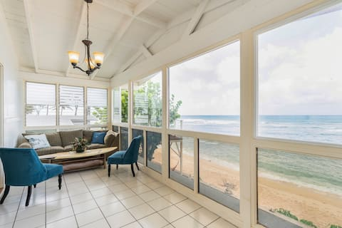 Beachfront 3 Bedroom