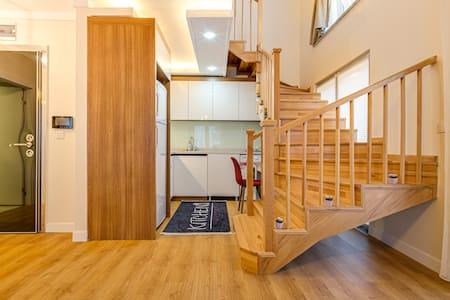 Maisonette Residence Çankaya 2+1 Dublex
