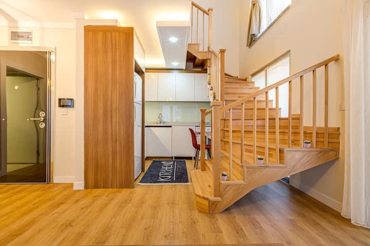 Maisonette Residence Çankaya 2+1 Dublex (16)