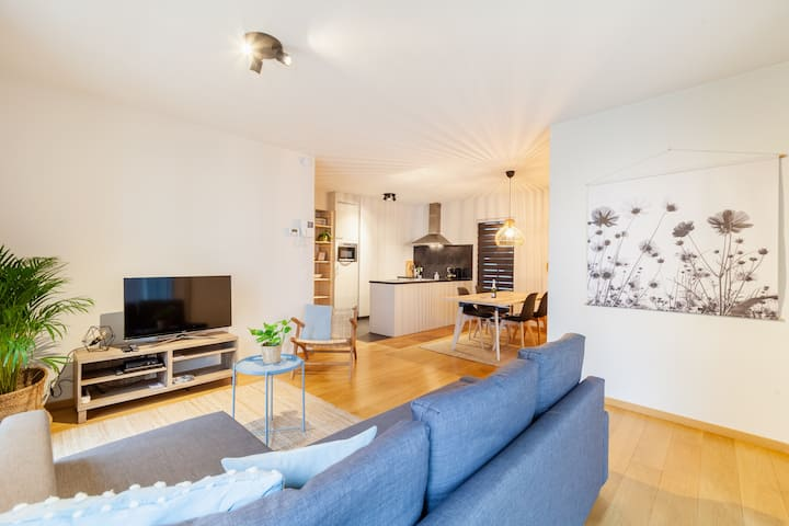 NEW 2BDR FLAT * BEST CHOICE * Antwerp City Centre