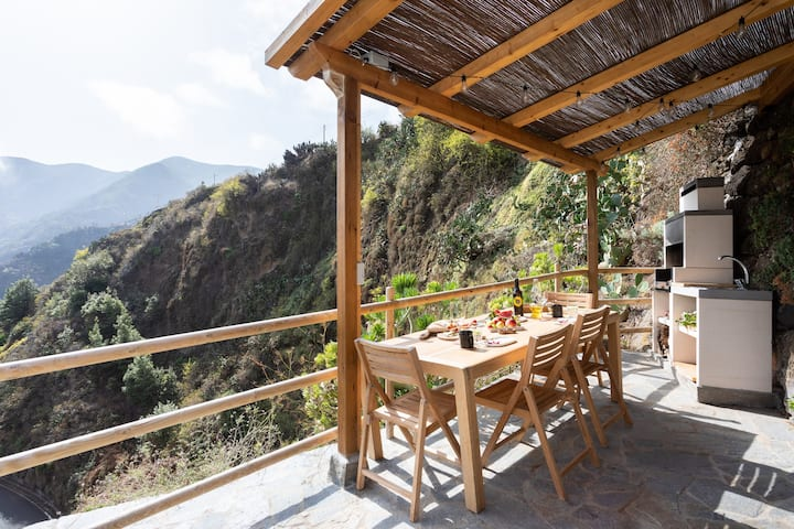 #1 Cave House Anaga, Unesco Heritage, unique stay