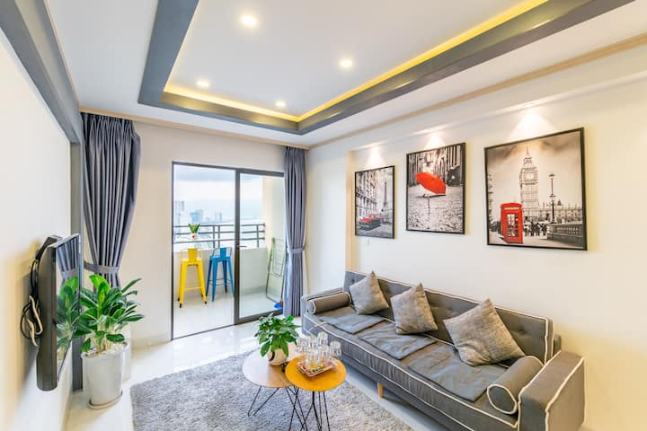 Apartment SeaView - At My Khe Beach - 30th floor