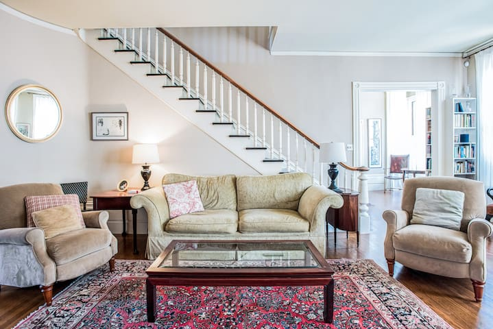 Classic Edwardian SF Home best location