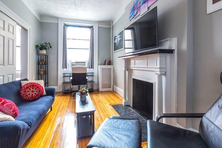 Classy & Quite 1BR apartment at Midtown Manhattan