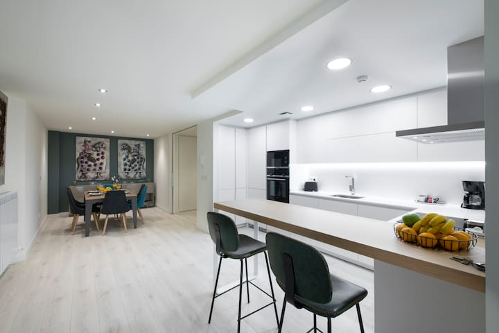 Apartment in the center of San Sebastian