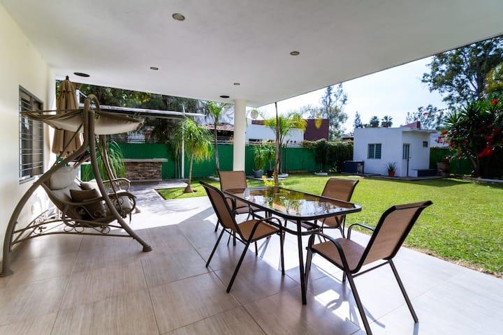 Hermosa casa muy cerca Ajijic,Chapala,Ixtlahuacan