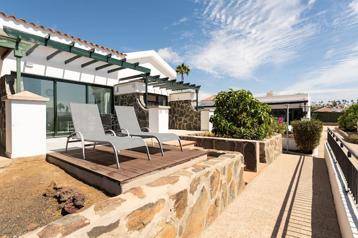 Luxury Bungalow in Campo Internacional Maspalomas