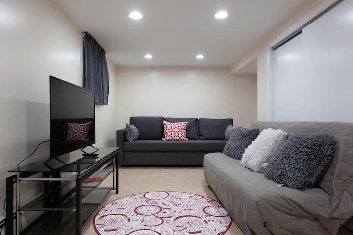 New apartment 1 bedroom 15 min from New York City.