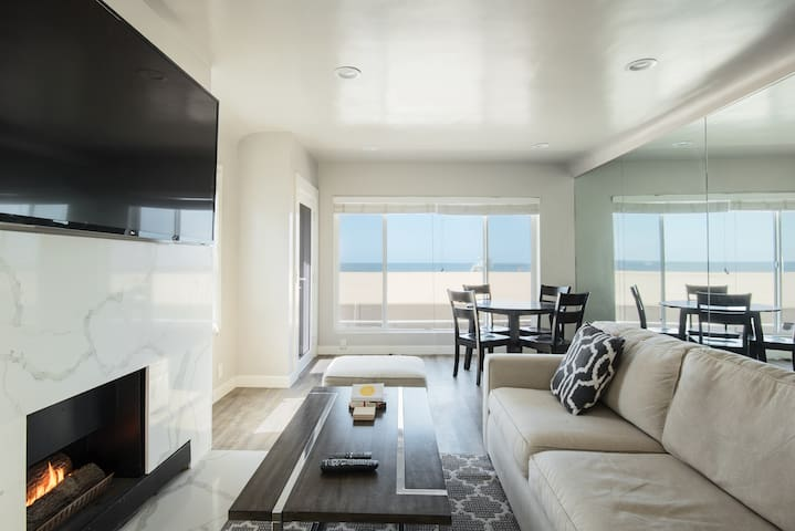 Fully Remodeled condo located on The Strand
