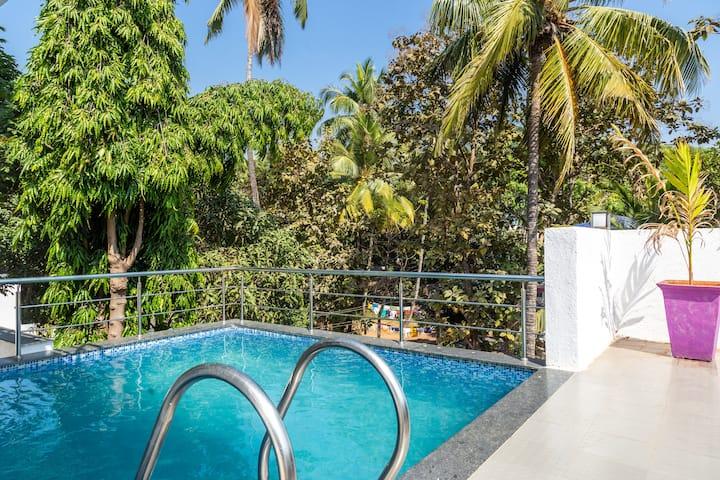 Amara Aqua 5 Bedroom Private Pool Villa @ Baga