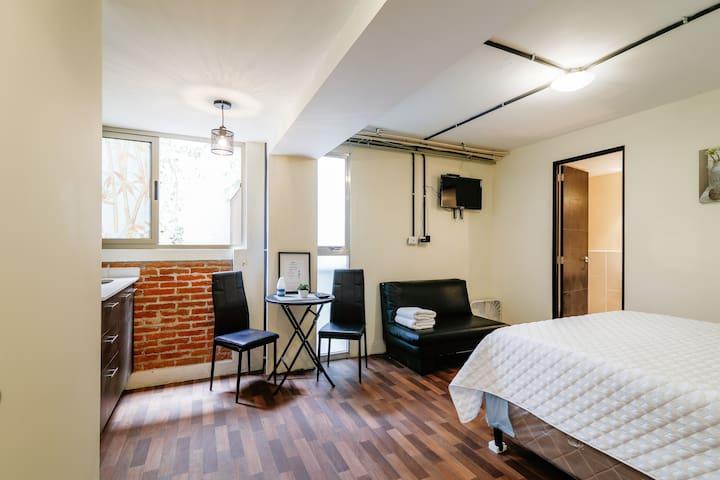 Great Studio Apartment Center Guatemala
